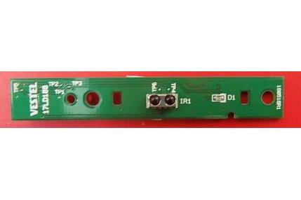 PANNELLO COMANDI DYNAPRO 12848 REV 1.1 - CODICE A BARRE 12849 R1.0