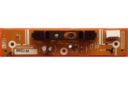 RICEVITORE IR - TASTO ACCENSIONE SAMSUNG BN41-02515A REV 1.1 - CODICE A BARRE 39802C NUOVO