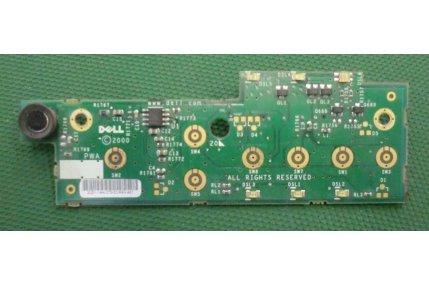 SCHEDA - CODICE A BARRE 3LD1-1AH-2T0-03 REV A01 PER DELL PP01X