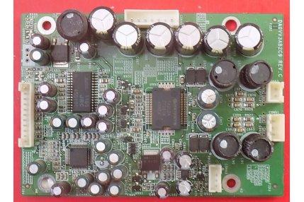 SCHEDA AUDIO DA0VV3AB2C9 REV.C - CODICE A BARRE 23VV3AB0012