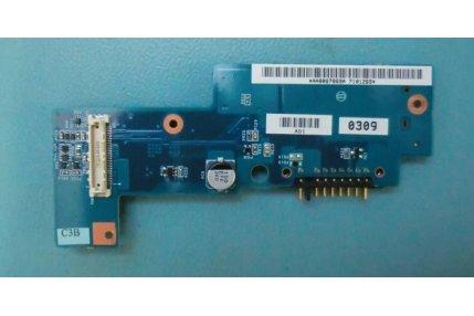 SCHEDA CARICA BATTERIA PWS-26 DA0NE5BB8C0 REV C PER SONY VAIO NOTEBOOK COMPUTER PCG-9H2M