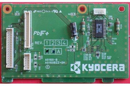 Schede Varie Stampanti - Scheda controllo motori A0160-B A0160BZZ+GH I F per KYOCERA: FS-C8100DN