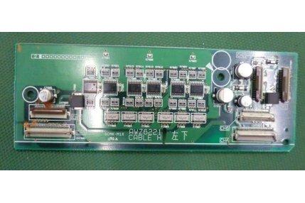 X/Y/Z SUS TV - SCHEDA DI CONNESSIONE PIONEER CABLE H AWZ6221