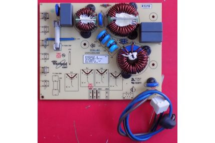 Schede Elettroniche Forni - Scheda di Potenza Forno WHIRLPOOL: AKZM 8910/IXL DCA-42 2965204200 for HAH-3500ab a