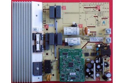 Schede Elettroniche Forni - Scheda di Potenza Forno WHIRLPOOL: AKZM 8910/IXL HAH-6000AP 2955000802 TARGHETTA HAH-3500AP A1 REV:1.0