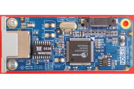 Schede Varie Stampanti - SCHEDA DI RETE EPSON R710A SE-NIC-B82 2085196-01