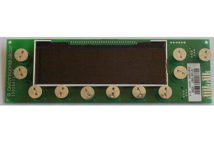Schede Elettroniche Lavatrici - Scheda display Lavatrice Hoover 15008473_04 41041897 Originale Nuovo