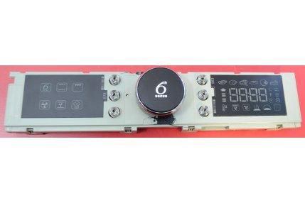 Schede Elettroniche Forni - SCHEDA DISPLAY WHIRLPOOL MINERVA OVEN - CODICE A BARRE 400010782787.A ORIGINALE