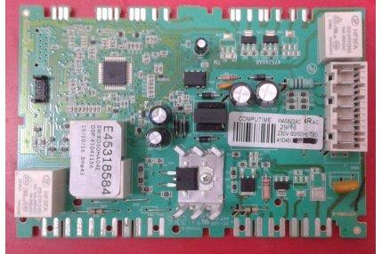 Schede Elettroniche Lavatrici - SCHEDA ELETTRONICA CANDY 475740LA-B - CODICE A BARRE E45318584 KD60HA04E 41041156 41034617 ORIGINALE