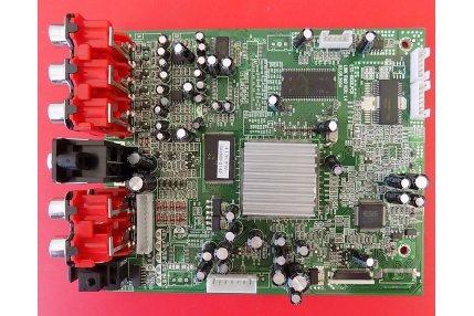 SCHEDA INGRESSI SANSUI ESS-66X8.PCB VER 1.4