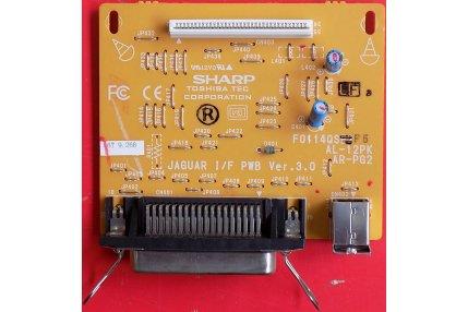 Schede Varie Stampanti - Scheda interfaccia PCB JAGUAR I/F PWB Ver.3.0 F0114QSF5