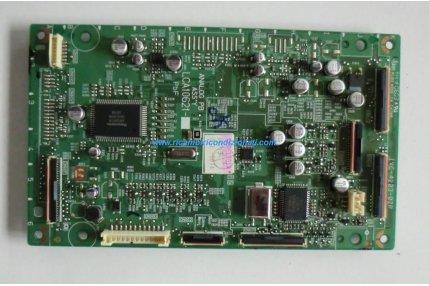 SCHEDA JVC ANALOG PB ASS'Y LCA10621- IVC-4203-02P LCB10621 -001B ANALOG PWB - CODICE A BARRE SRP-1701A