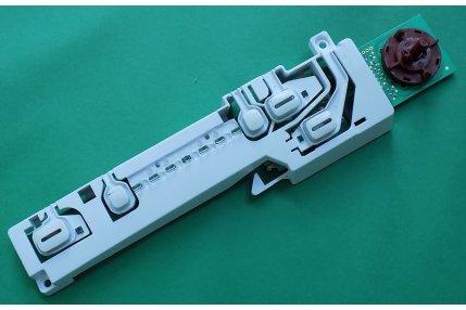 Schede Selettore Programmi Lavatrici - Scheda pannello comandi 15005090-04 - Codice a barre 41041465 RELO0303A B 30413495 + Pulsantiera