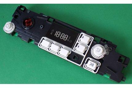 Schede Selettore Programmi Lavatrici - Scheda pannello comandi 21025539200 30413852 FUTURA DGT RL78 WM SMAll Hotpoint originale Nuovo