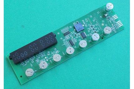 Schede Selettore Programmi Lavatrici - Scheda pannello comandi 41041893 Lavatrice Hoover originale Nuovo