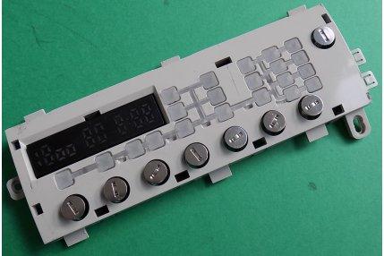 Schede Elettroniche Lavatrici - Scheda pannello comandi Codice a barre 41043318 Hoover Originale Nuova