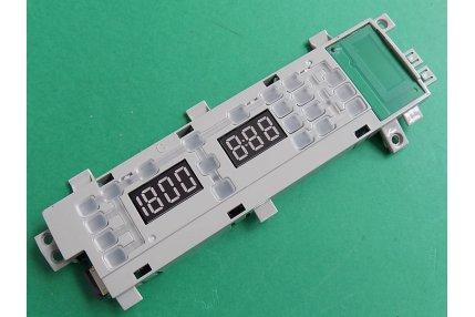 Schede Elettroniche Lavatrici - Scheda pannello comandi Codice a barre 41044561+43015823+E45319157 Candy Originale Nuova