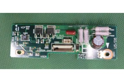 X/Y/Z SUS TV - SCHEDA PIONEER PUMP UP B AWZ6250 GCMK-M1X U5-D6