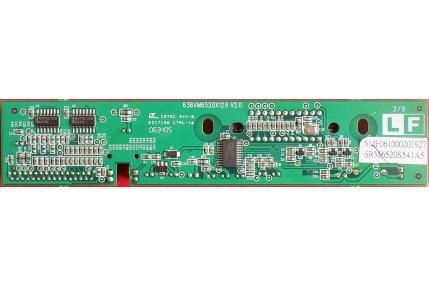 Schede Varie Stampanti - Scheda Sensori TOSHIBA 636VM6520X129 v2.0