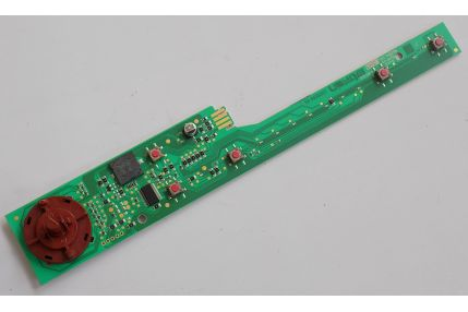 Schede Selettore Programmi Lavatrici - Scheda Tastiera comandi 15005090-04 - Codice a barre 41041465 RELO0303A B 30413495