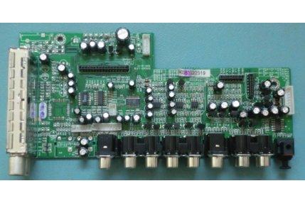 Schede Tuner Ingressi e Interconnessione TV - SCHEDA TUNER AMSTRAD DVR2000-2.PCB - CODICE A BARRE 70403B