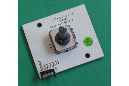 Schede Selettore Programmi Lavatrici - Selettore Programmi 807453301/A EAX12300HA Lavatrice Electrolux Nuovo Originale