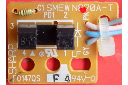Schede Varie Stampanti - Sensore ottico SHARP SMEW N870A-T F0147QSF4