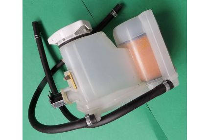Decalcificatori - Serbatoio Sale decalcificatore Lavastoviglie Zerowatt ZDW 80/1 E - 32000865 Nuovo Originale