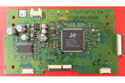 SERVO PCB TS-P632D REV.00 BG41-00459A