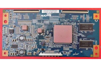 T-CON 31T05-C02 T315HW01 V0 - CODICE A BARRE 5531T05C01