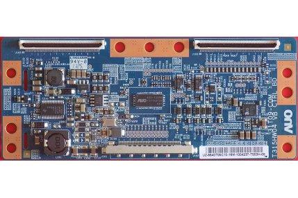 T-CON 31T09-C0M T315HW04 VB - CODICE A BARRE 5540T