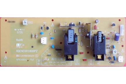 Alimentatore alta tensione TOSHIBA RDENC0018QSPZ