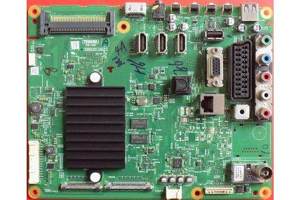 Main e DVBT TV - Alimentatore Toshiba PE1091 V28A001434C1