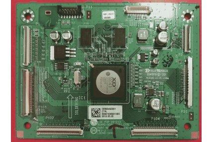 - T-Con LG LGE PDP 091013 EAX61300301 REV JCodice QR EBR63450301