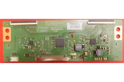- T-CON NEO LC470EUN-SFF1 VER 1.0 6870C-0438A - CODICE A BARRE 3210B3