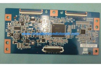 DVD parts - SCHEDA SERVO DVD 001-DH601B-0DE REV-0
