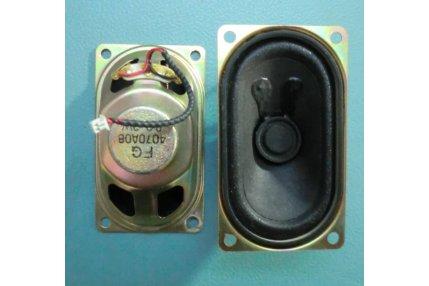 All In One - ALTOPARLANTE 4070A08 PER LCD COMPUTER MODELLO CLEVO L285S MONTATO SU COMEX XF.5ED MOD PLANIUM