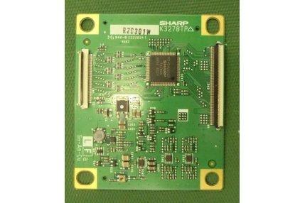 T-con e Scaler TV - T-CON AKAI CEC PCB5460001A - CODICE A BARRE RUNTK0008ZC NUOVA