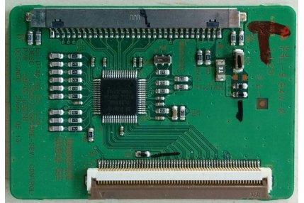 T-con e Scaler TV - T-CON AKAI CEC PCB5460002A - CODICE A BARRE RUNTK0018ZA REV 73A35 - 73A31NUOVA