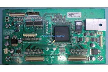 T-con e Scaler TV - T-CON AKAI TT4851B01-2-C-3 - CODICE A BARRE 34291100440611U NUOVA
