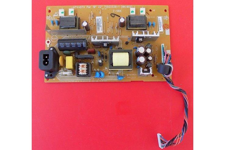 ALIMENTATORE ATV+DTV PWR 19 22 715G3338-1 (WK 902) - CODICE A BARRE T9B43LP R1