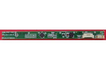 Ricambi Tv / Monitor - Tastiera Samsung P550 BN41-00849B REV V0.2