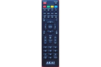Telecomandi - TELECOMANDO AKAI XZH1045 Originale Nuovo