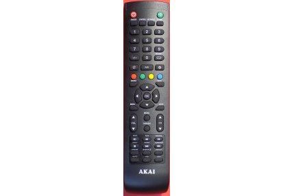 Telecomandi - TELECOMANDO AKAI: AKTV4824 UHD T Smart NUOVO