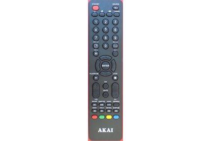 Telecomandi - Telecomando AKAI: CTV5584 UHD SMART CURVED Originale Nuovo