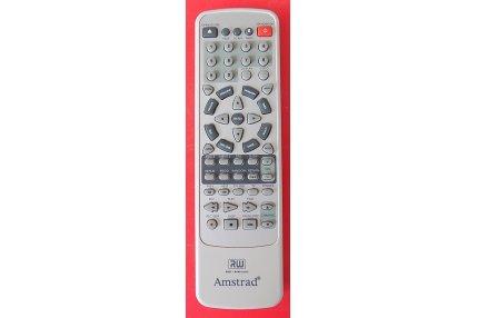 TELECOMANDO DVD AMSTRAD DR300