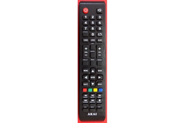 TELECOMANDO PER TV AKAI: AKTV 409 NUOVO
