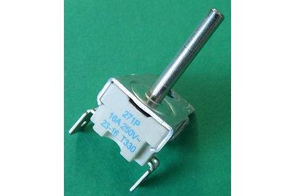 Termostati Forni - Termostato Whirlpool a Valore Fisso 271P 16A 250V 23-16 T330 Originale Nuovo
