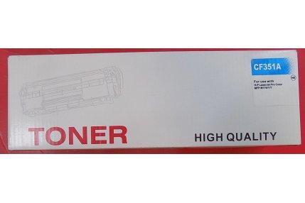 Toner Stampanti - TONER CIANO HP COMPATIBILE CF351A