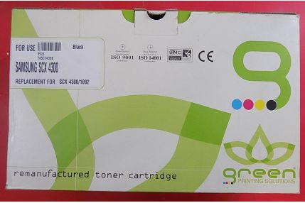 Toner Stampanti - TONER NERO 3515 TOSCX4300 M0085618 COMPATIBILE PER SAMSUNG SCX 4300 1092